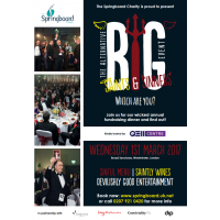 Springboard announces saints & sinners theme for fundraising dinner