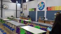 LACA FCSI Wavell School cafe