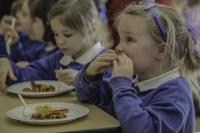 Conservatives about to abandon school meals manifesto pledge