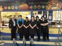Farnborough school selected for LACA and FCSI makeover