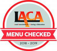 LACA Menu Checking Service
