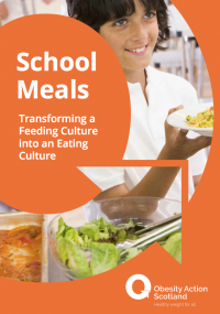 School meals offer opportunity to drive dietary change