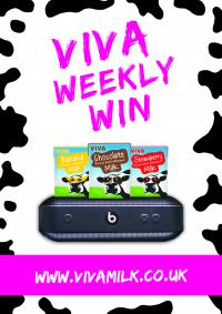Viva Weekly Win returns to boost school menus