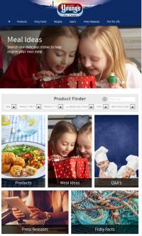 Young's Foodservice launches microsite dedicated to schools