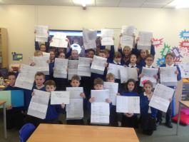 Primary school and restaurant team up for maths lessons