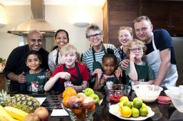 Prue Leith becomes patron of Children's Food Trust