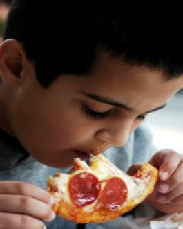 Pizza tops children's menu favourites – CFT research finds