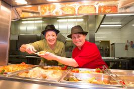 LTS Catering Shenton Primary School Leicestershire