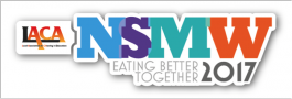 First activities announced for National School Meals Week