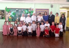 Doncaster Schools Catering Soil Association Our Lady of Sorrows