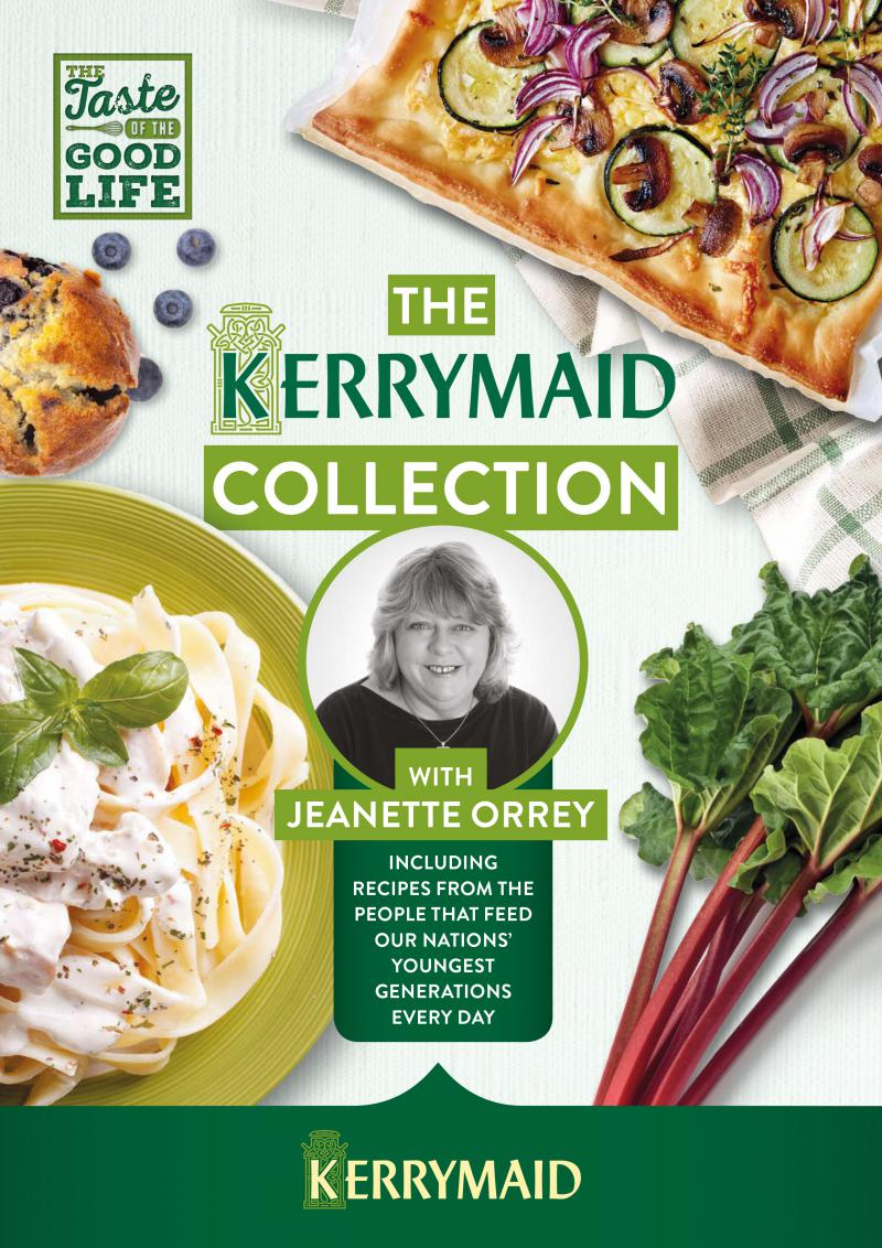 Kerrymaid collaborates with jeanette orrey on recipe collection laca the kerrymaid collection is available to download now forumfinder Gallery