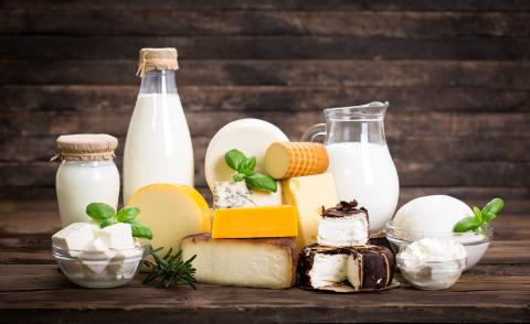 Milk, Dairy, Morning Goods & Bread image.