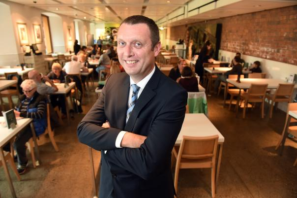 Ross McKenzie to oversee Cordia's Encore Hospitality catering