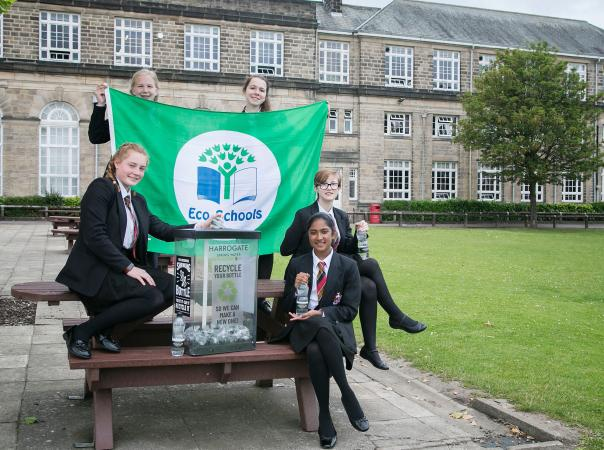 Schools adopt Keep Britain Tidy Eco-School initiative