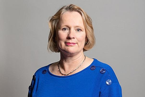 Minister for Children Vicky Ford, from UK Parliament website