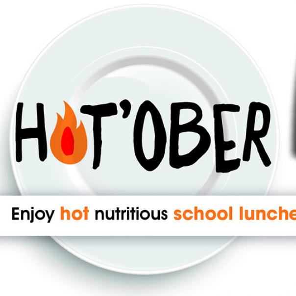 laca school meals hot food hotober