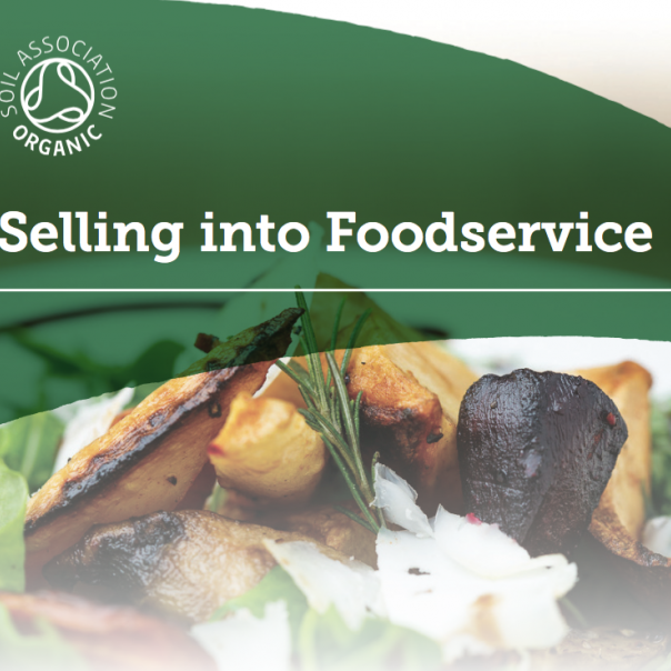 Soil Association Certification launches foodservice guide