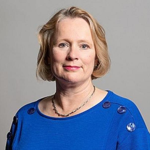 Minister for Children and Families Vicky Ford