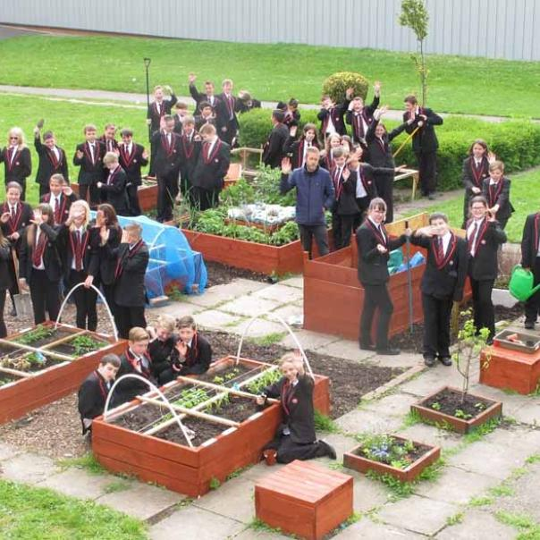 RHS launches school gardening competition